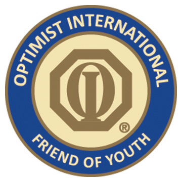OI Identity Round Blue - Friend of Youth