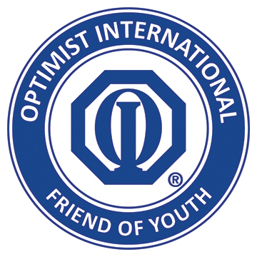 Blue OI Identity Round - Friend of Youth